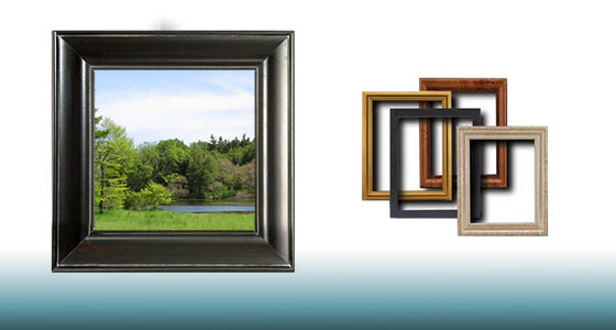 Readymade Framing