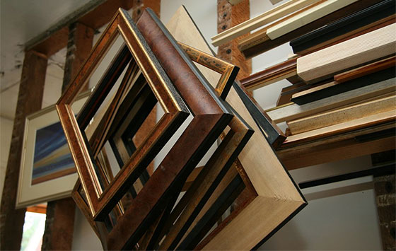 readymade picture frames