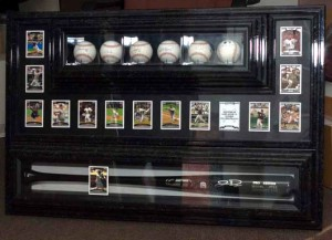 Baseball Shadow Box